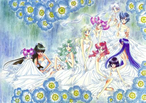 Sailor V 1 2 Naoko Takeuchi 2 sailor moon animation