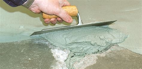 Floor Repair Products by How To Repair A Concrete Floor