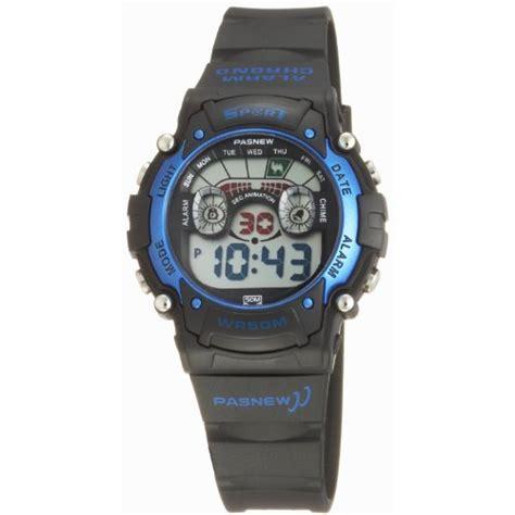 order pasnew fashion led waterproof sports wrist digital