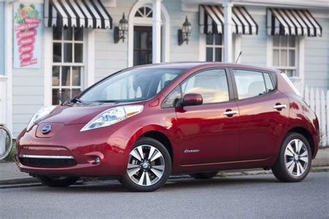 Nissan Leaf In Canada Will The 2015 Nissan Leaf Review All Wheel Drive