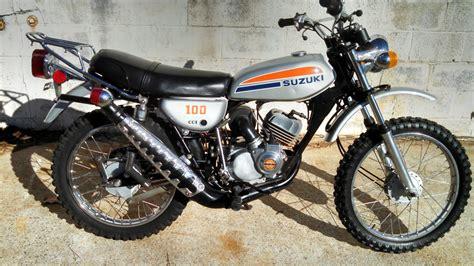 1974 Suzuki Ts 125 1974 Suzuki Ts 100