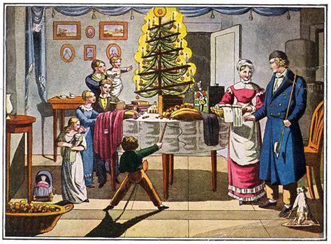 der erste weihnachtsbaum das goethezeitportal quot stille nacht heilige nacht quot und