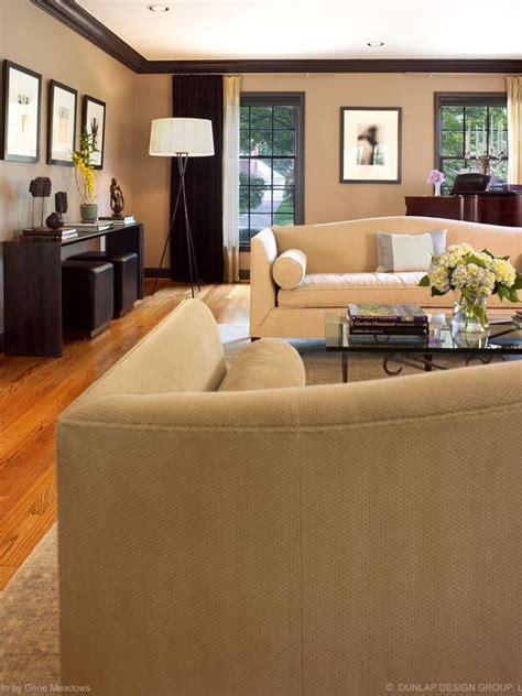 beige living room walls living room brown trim beige walls and dark brown trim it s nice to see a beautiful room that