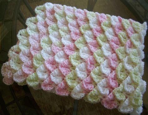 Crocodile Stitch Crochet Blanket how to crocodile stitch crochet free pattern