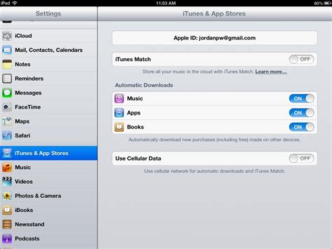how to a to on pad basics how to change the apple id on the insight