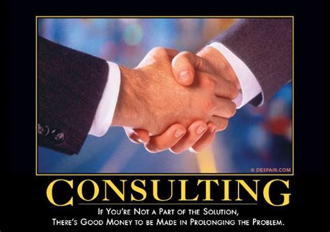 consulting despair inc