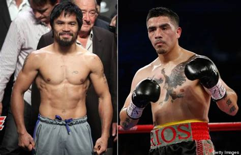 manny pacquiao bench press manny pacquiao quot we will rise again quot vs rios