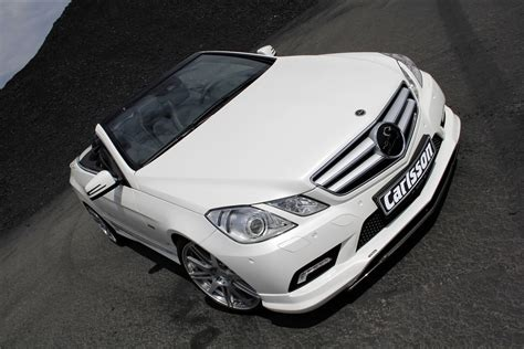 carlson systems mats carlsson releases a complete package for mercedes e