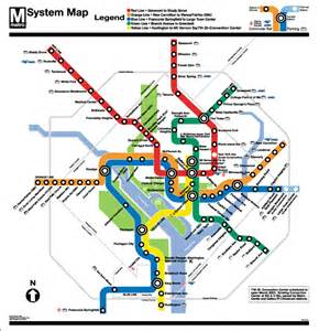 Dc Map With Metro Stops by Exploring Humanitarian Law Summer Institute 2012
