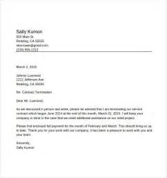 Employment Termination Letter New York Sle Letter For Termination Of Employment Contract Pictures Of Bunk Beds