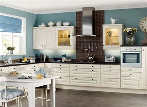 kitchen backsplash blue walls white paint colors kitchen cabinets blue wall colors home ideas kitchen wall colors