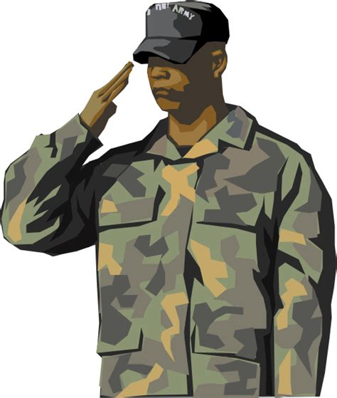 Solider Clipart soldier clip at clker vector clip royalty free domain