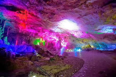Reed Flute Cave | travel trip journey reed flute cave china