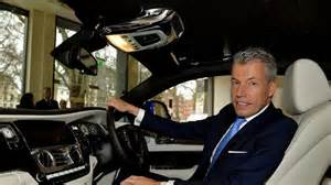 Rolls Royce Chief Executive Rolls Royce Breaks Sales Record Daily Mail