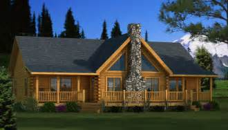 House Plans Log Cabin Featured Floorplan The Adair Southland Log Homes