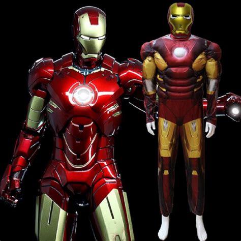 iron man costume adult ironman adult child boys iron man