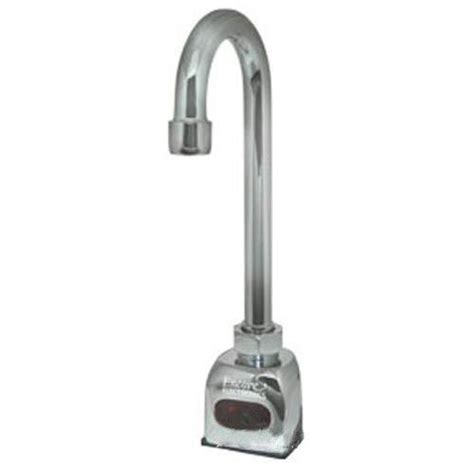 Electronic Faucets Commercial by Chg Ke19 4000 Sd1 Single Electronic Deck Mount Faucet