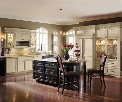 off white cabinets with black kitchen island decora painted maple kitchen cabinets decora