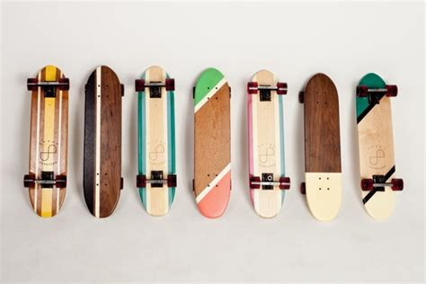 Handcrafted Skateboards - side project skateboards for jamboree store 187 retail
