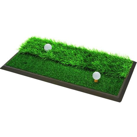 Golf Practice Mats Reviews by Colin Montgomerie Dual Practice Mat