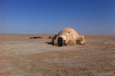 Star Wars Fans Restore Luke Skywalker's Igloo Shaped Home