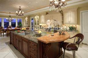 Kitchen Granite Island Granite Kitchen Island Pictures And Ideas