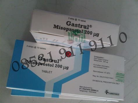 Obat Cytotec Dan Gastrul harga obat gastrul termurah jualobataborsimanado