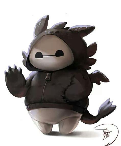 Hello Mini Jaket 9a Regular baymax x toothless dessins anim 233 s