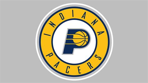 pacers colors indiana pacers logo indiana pacers symbol meaning