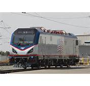 Amtrak Debuts Locomotives Of The Future – Skift