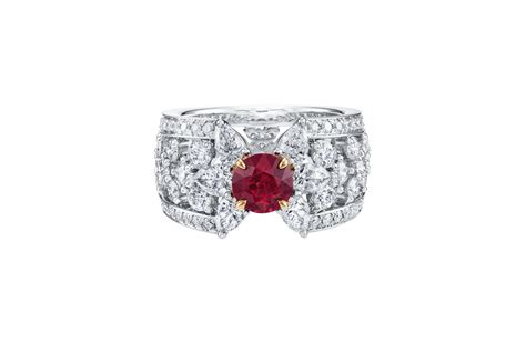 Ruby Jewelry by Ruby And Ring Harry Winston