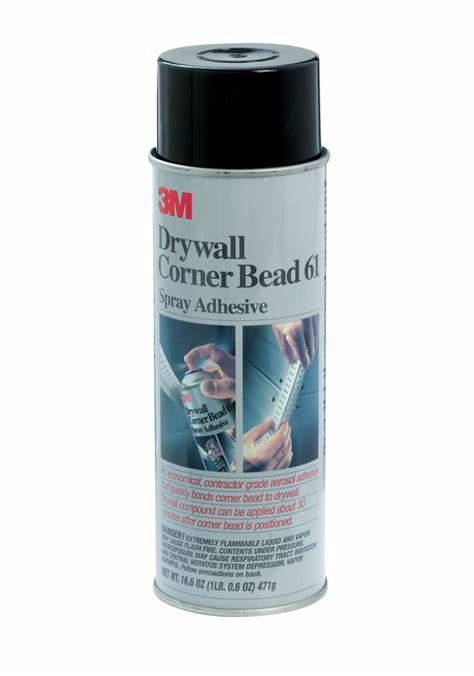 bead spray 3m spray 61 corner bead adhesive the home depot canada