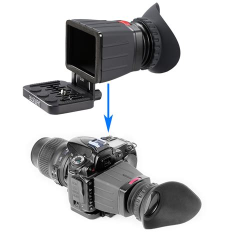 Lcd Kamera Digital Sony 3 quot lcd viewfinder displaylupe sucherlupe sucher f 252 r canon