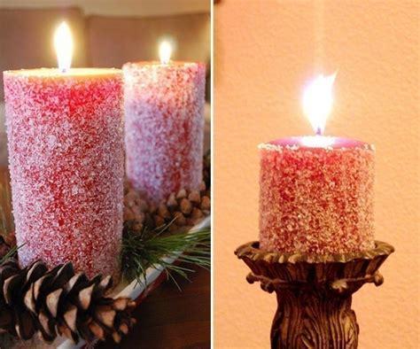 como decorar velas de navidad se el rey de la navidad con estas ideas para decorar velas