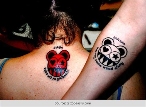 top 50 cute couple tattoo ideas