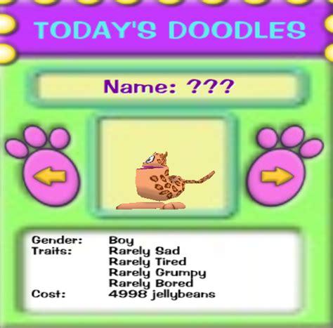 doodle 4 wiki doodle toontown wiki