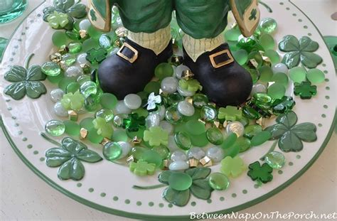 st s day decorations st s day table setting and decorations