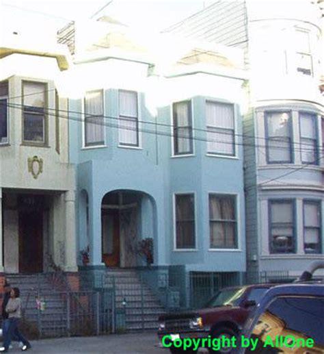 Adresse Maison Bleue San Francisco by La Maison Bleue De Charle 224 San Francisco Trouv 233