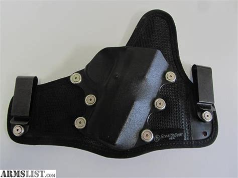 comfortable iwb holster armslist for sale stealthgear iwb holster for 1911