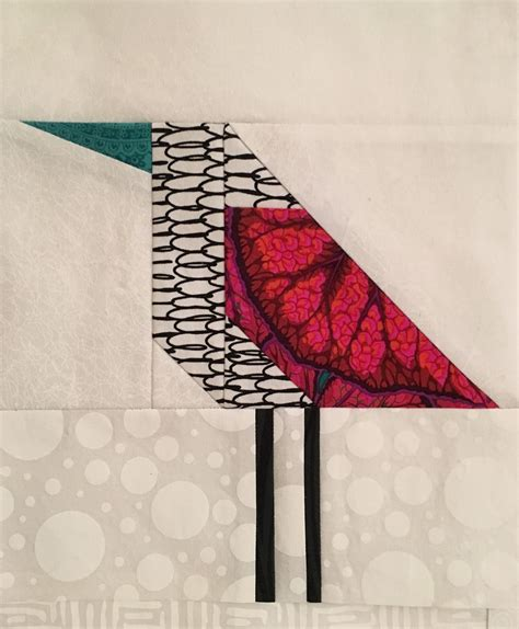 paper pattern of vdo the patchery menagerie the last bird