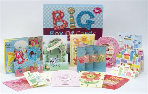 box of cards big box fundraising learn more our product