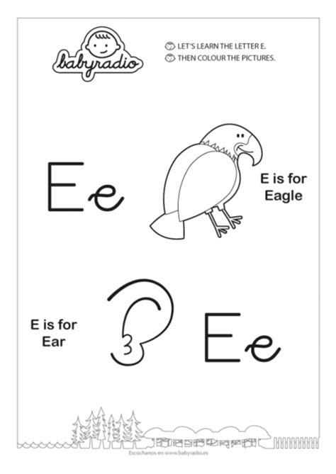 imagenes que empiecen con la letra e para imprimir palabras con la letra e en ingl 233 s