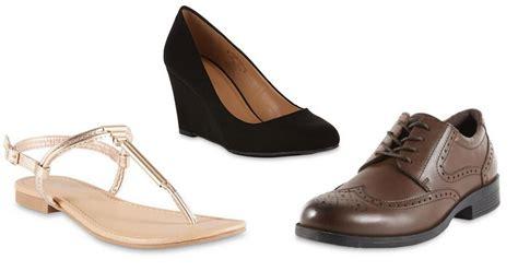 kmart sandal sale kmart shoe sale b1g1 for 1 southern savers