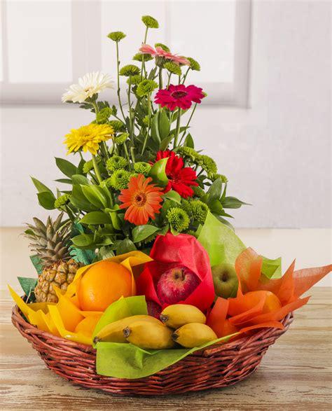 fruit flower netflorist fresh fruit and flower basket small miles for style