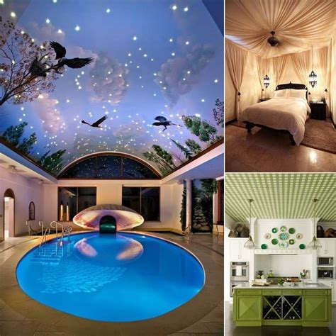 Creative Ceiling Ideas 5 Amazing And Creative Ceiling Design Ideas