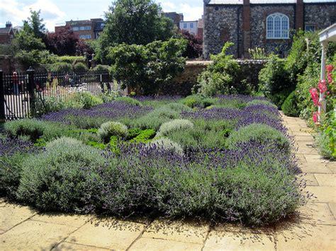 Exceptionnel Jardin De Plantes Aromatiques #3: Jardin-herbes-aromatiques-lavande.jpg
