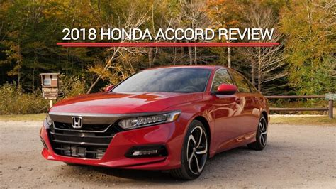 all new honda accord 2018 we drove the all new 2018 honda accord
