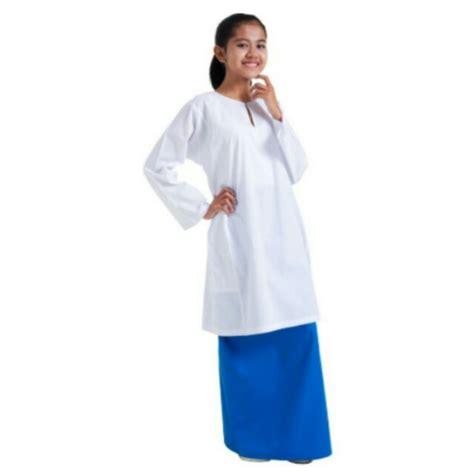 Baju Sekolah Menengah Lelaki baju sekolah menengah fesyen wanita pakaian wanita di carousell