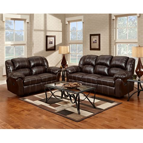 recliner living room set exceptional designs reclining living room set in brandon brown leather 1000brandonbrown set gg
