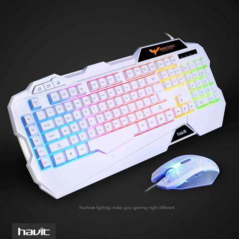 Havit Keyboard Mouse Combo Usb Hv K513cm havit hv kb558cm gaming keyboard and mouse combo rainbow